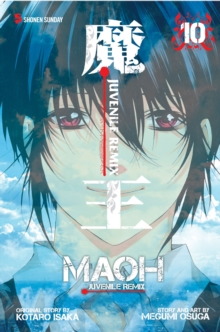 Maoh: Juvenile Remix, Vol. 10, Paperback / softback Book
