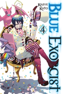 Blue Exorcist, Vol. 4, Paperback / softback Book