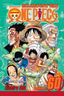 One Piece, Vol. 60, Paperback Book