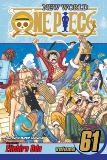 One Piece, Vol. 61, Paperback Book
