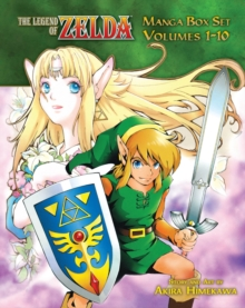 The Legend of Zelda Box Set, Paperback Book