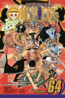 One Piece, Vol. 64, Paperback Book