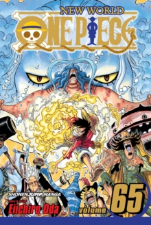 One Piece, Vol. 65, Paperback Book