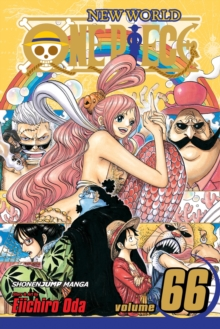 One Piece, Vol. 66, Paperback Book