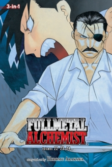 Fullmetal Alchemist (3-in-1 Edition), Vol. 8 : Includes Vols. 22, 23 & 24, Paperback / softback Book