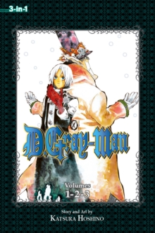 D.Gray-man (3-in-1 Edition), Vol. 1 : Includes vols. 1, 2 & 3, Paperback / softback Book