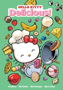 Hello Kitty: Delicious!, Paperback Book