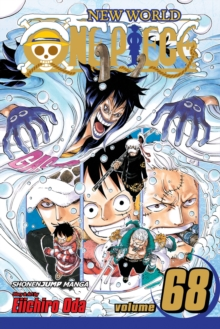 One Piece, Vol. 68, Paperback / softback Book