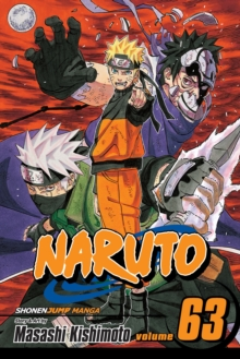 Naruto, Vol. 63, Paperback Book