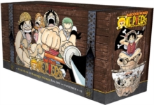 One Piece Box Set: East Blue and Baroque Works (Volumes 1-23 with premium), Paperback / softback Book