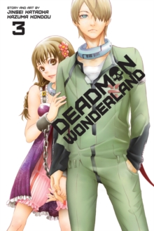 Deadman Wonderland, Vol. 3, Paperback Book