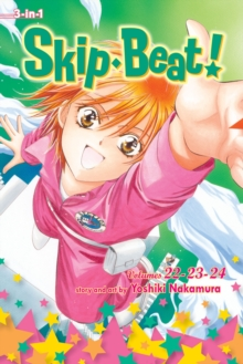 Skip Beat! (3-in-1 Edition), Vol. 8 : Includes volumes 22, 23 & 24, Paperback / softback Book