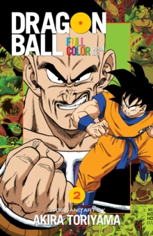 Dragon Ball Full Color, Vol. 2, Paperback Book