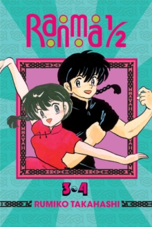 Ranma 1/2 (2-in-1 Edition), Vol. 2 : Includes vols. 3 & 4, Paperback Book