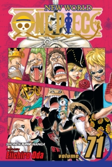 One Piece, Vol. 71 : Coliseum of Scoundrels, Paperback / softback Book