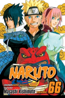Naruto, Vol. 66, Paperback Book