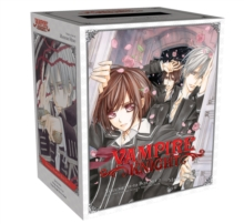 Vampire Knight Box Set 2 : Volumes 11-19 with Premium, Paperback / softback Book