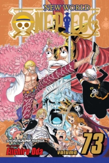 One Piece, Vol. 73, Paperback Book