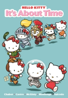 Hello Kitty: It's About Time, Paperback / softback Book