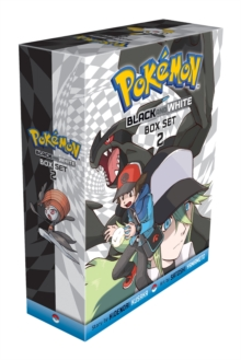 Pokemon Black and White Box Set 2 : Includes Volumes 9-14, Paperback Book