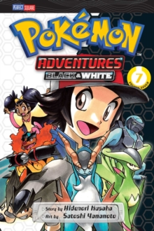 Pokemon Adventures: Black and White, Vol. 7, Paperback / softback Book