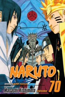 Naruto, Vol. 70, Paperback Book