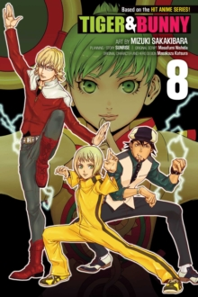 Tiger & Bunny, Vol. 8, Paperback / softback Book