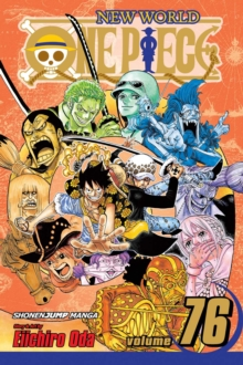 One Piece, Vol. 76, Paperback Book