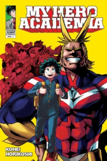 My Hero Academia, Vol. 1, Paperback Book
