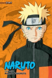 Naruto (3-in-1 Edition), Vol. 15 : Includes Vols. 43, 44 & 45, Paperback Book