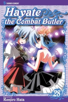 Hayate the Combat Butler, Vol. 28, Paperback Book