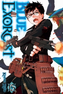 Blue Exorcist, Vol. 15, Paperback Book