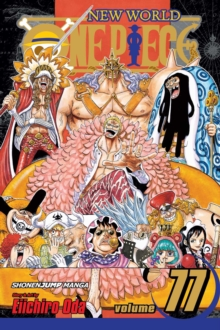 One Piece, Vol. 77, Paperback Book