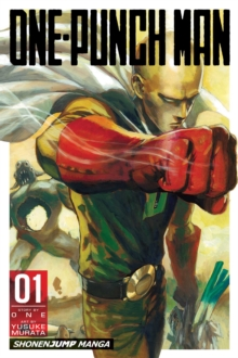 One-Punch Man, Vol. 1, Paperback Book