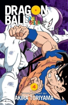 Dragon Ball Full Color Freeza Arc, Vol. 4, Paperback Book