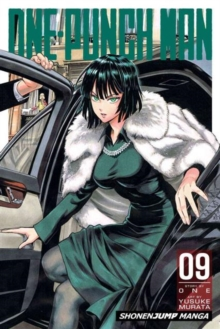 One-Punch Man, Vol. 9, Paperback / softback Book