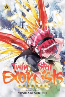 Twin Star Exorcists, Vol. 6 : Onmyoji, Paperback / softback Book