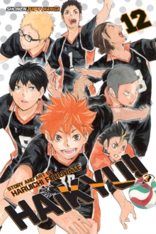 Haikyu!!, Vol. 12, Paperback Book