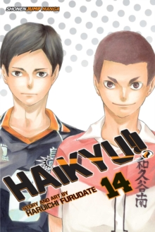 Haikyu!!, Vol. 14, Paperback / softback Book