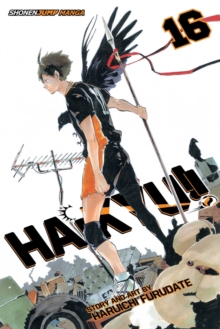 Haikyu!!, Vol. 16, Paperback / softback Book