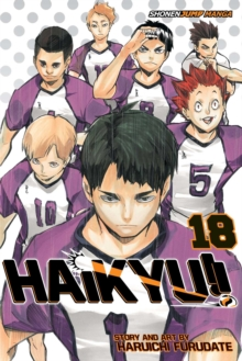 Haikyu!!, Vol. 18, Paperback / softback Book