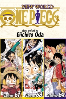 One Piece (Omnibus Edition), Vol. 23 : Includes vols. 67, 68 & 69, Paperback Book