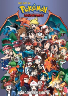 Pokemon Adventures 20th Anniversary Illustration Book : The Art of Pokemon Adventures, Paperback Book