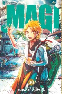 Magi: The Labyrinth of Magic, Vol  1: Shinobu Ohtaka: 9781421559599