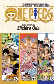 One Piece (Omnibus Edition), Vol. 26 : Includes vols. 76, 77 & 78, Paperback / softback Book