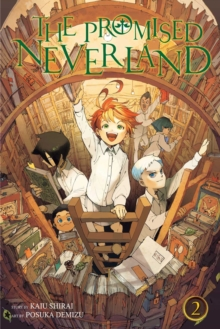 The Promised Neverland, Vol. 2, Paperback / softback Book