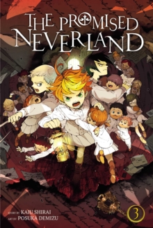 The Promised Neverland, Vol. 3, Paperback / softback Book