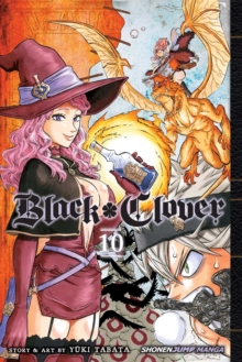 Black Clover, Vol. 10, Paperback / softback Book
