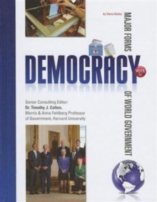 Democracy - Major Forms of World Government, Hardback Book