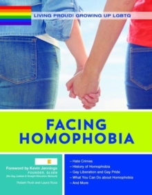 Facing Hompphobia, Hardback Book